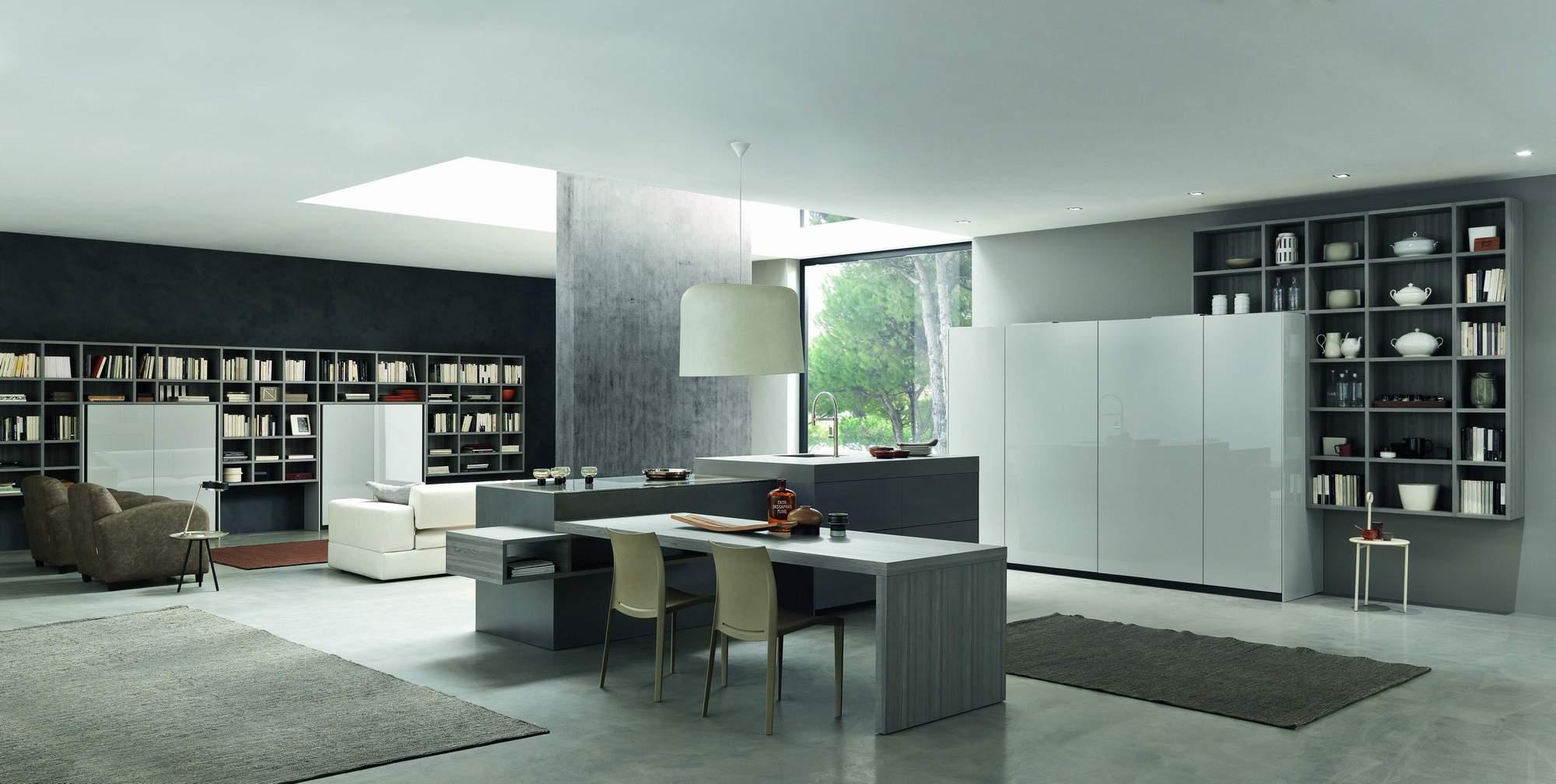 Kok cucine e living - Cucine living moderne ...