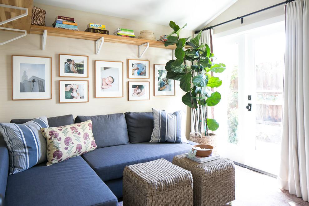 Soluzioni per piccoli soggiorni kok cucine - Arredare un soggiorno piccolo ...